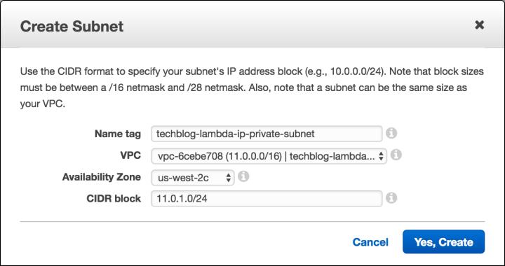 lambda-ip-create-private-subnet