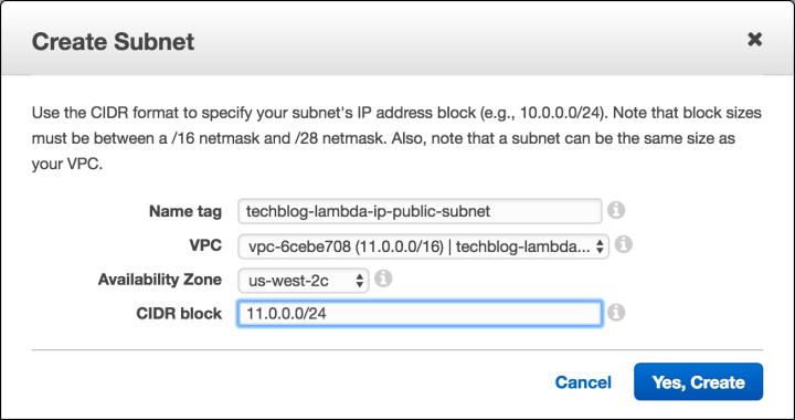 lambda-ip-create-public-subnet