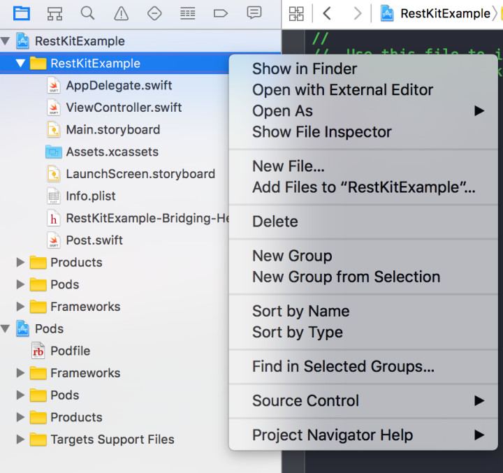 restkit-right-click-new-file